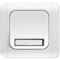 Klingeltaster mit Namenschild