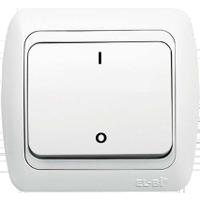 2 Polige Gerätenschaler mit 0 und I Funktion