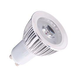 1 x 3 W TAGESLICHT WEISS GU10 LED LAMPE