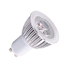 3 x 1 W TAGESLICHT WEISS GU10 LED LAMPE