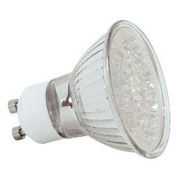 18X0.12W WEISS GU10 LED LAMPE
